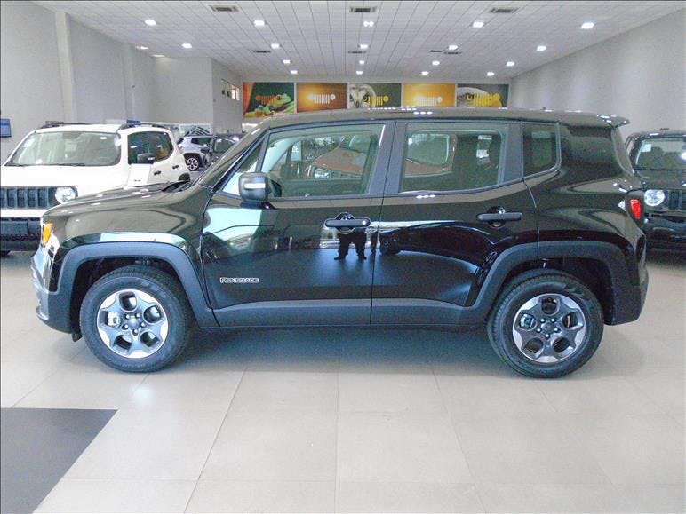 JEEP RENEGADE 1.8 16V 2018/2019 - Foto 3