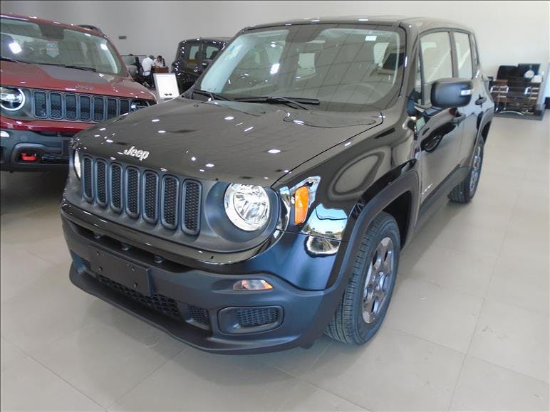 JEEP RENEGADE 1.8 16V Custom 2018/2018 - Thumb 5