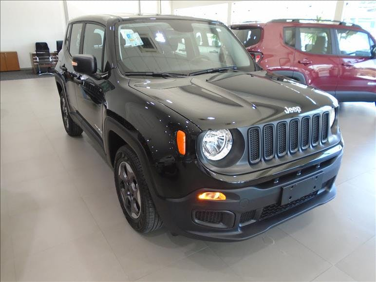 JEEP RENEGADE 1.8 16V 2018/2019 - Foto 6
