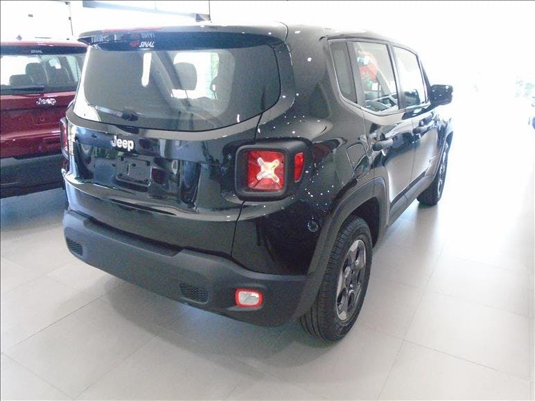 JEEP RENEGADE 1.8 16V Custom 2018/2018 - Thumb 7
