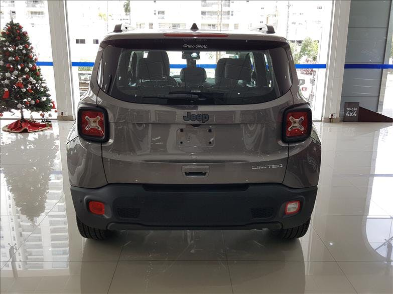 JEEP RENEGADE 1.8 16V Limited 2018/2019 - Foto 2