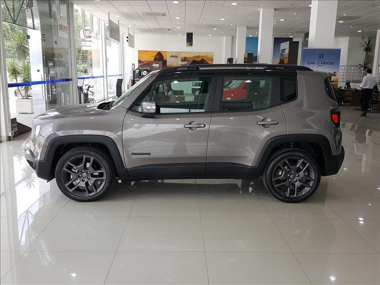 JEEP RENEGADE 1.8 16V Limited 2018/2019 - Foto 3