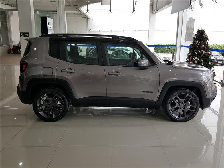 JEEP RENEGADE 1.8 16V Limited 2018/2019 - Foto 4