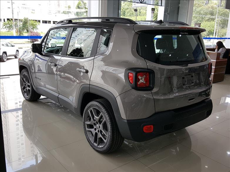 JEEP RENEGADE 1.8 16V Limited 2018/2019 - Foto 7