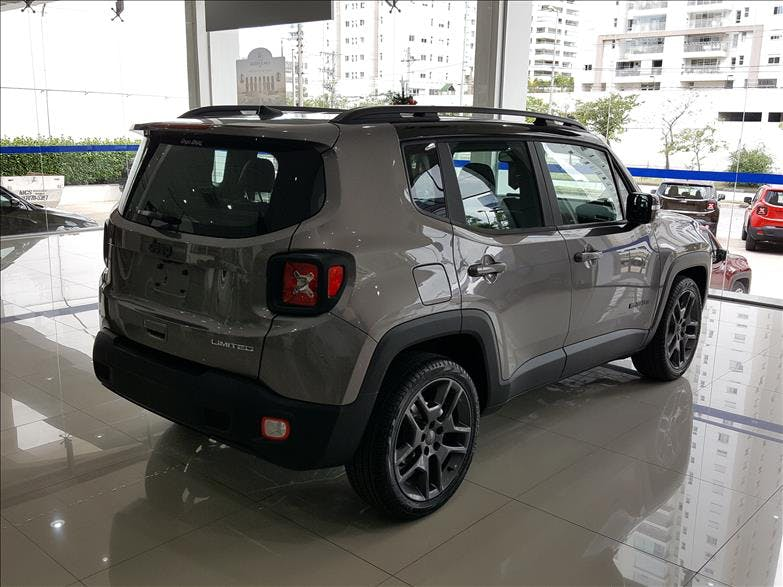 JEEP RENEGADE 1.8 16V Limited 2018/2019 - Foto 8