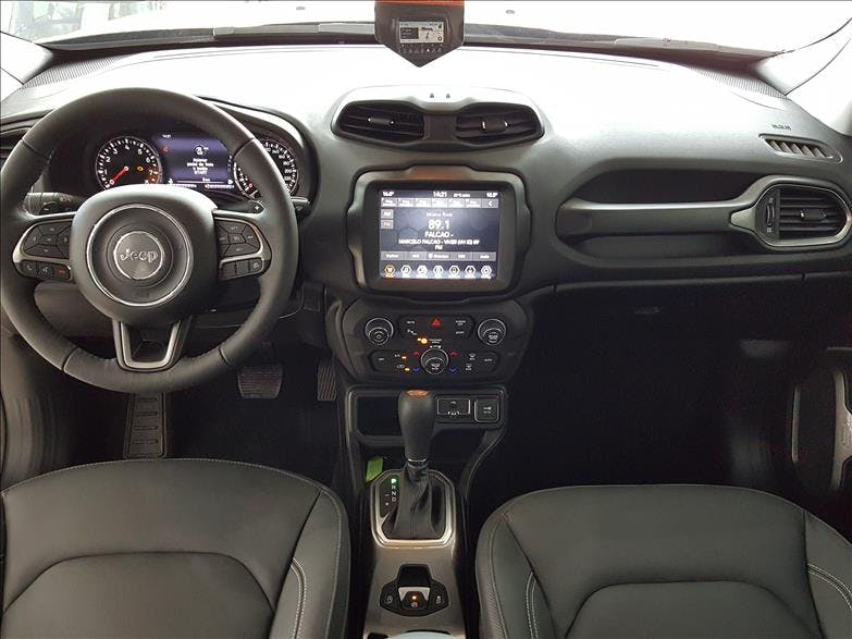 JEEP RENEGADE 1.8 16V Limited 2018/2019 - Foto 9