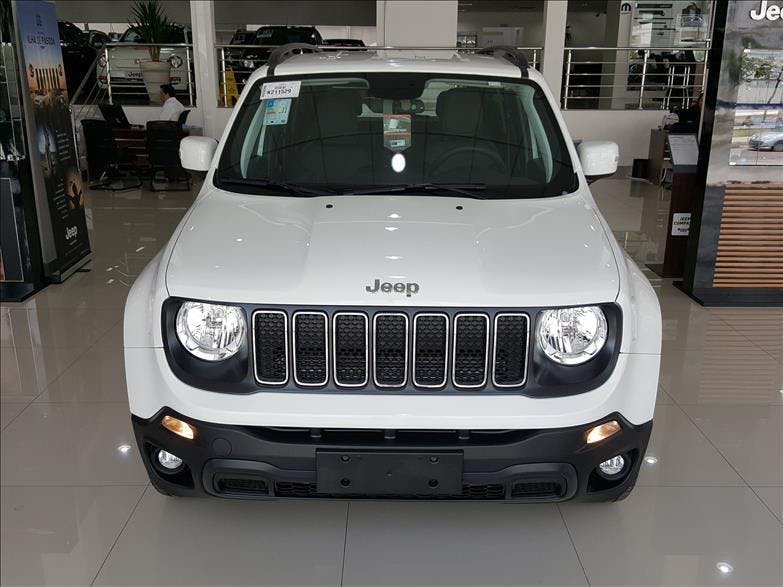 JEEP RENEGADE 2.0 16V Turbo Longitude 4X4 2018/2019 - Foto 1