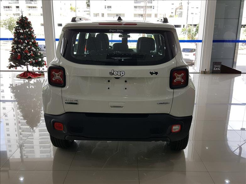 JEEP RENEGADE 2.0 16V Turbo Longitude 4X4 2018/2019 - Foto 2