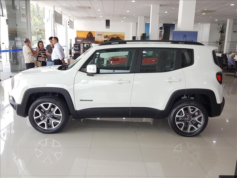 JEEP RENEGADE 2.0 16V Turbo Longitude 4X4 2018/2019 - Thumb 3