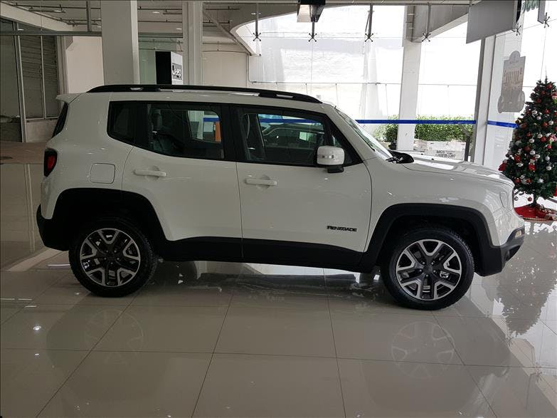 JEEP RENEGADE 2.0 16V Turbo Longitude 4X4 2018/2019 - Foto 4