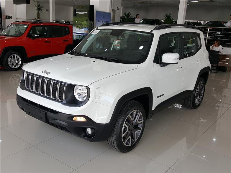 JEEP RENEGADE 2.0 16V Turbo Longitude 4X4 2018/2019 - Foto 5