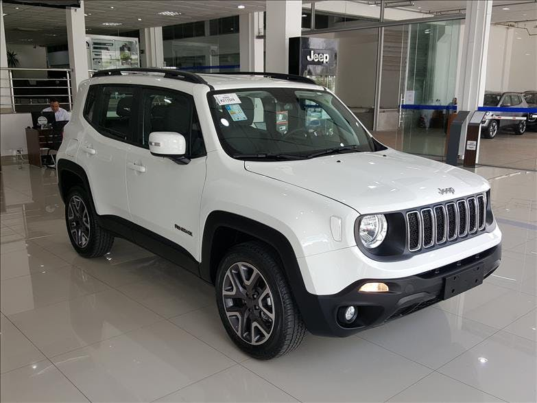 JEEP RENEGADE 2.0 16V Turbo Longitude 4X4 2018/2019 - Foto 6