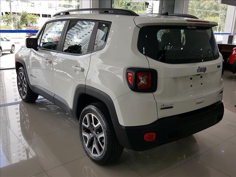 JEEP RENEGADE 2.0 16V Turbo Longitude 4X4 2018/2019 - Foto 7