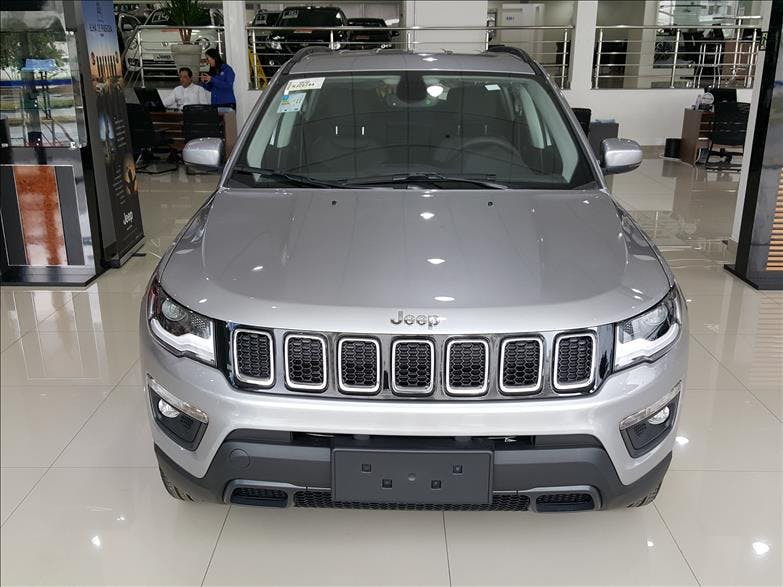 JEEP COMPASS 2.0 16V Longitude 4X4 2018/2019