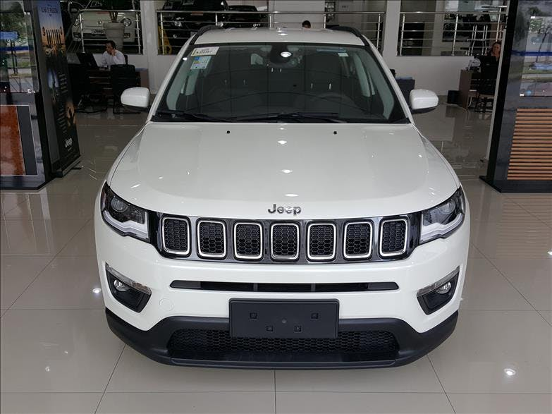 JEEP COMPASS 2.0 16V Limited 4X4 2018/2019