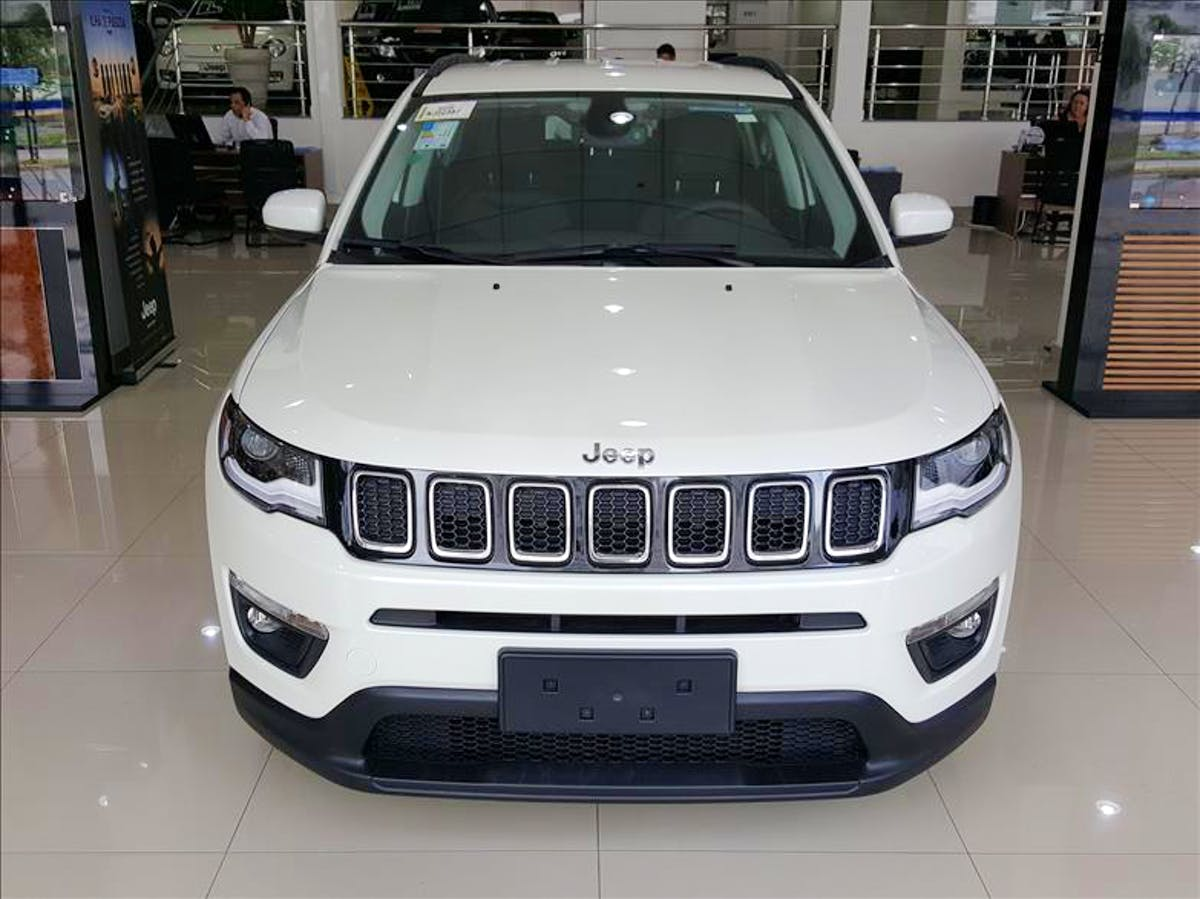 JEEP COMPASS 2.0 16V Limited 4X4 2020/2021