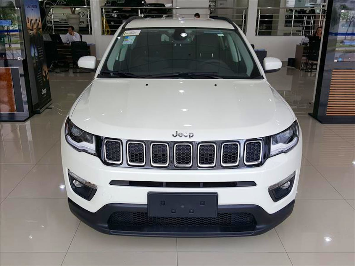 JEEP COMPASS 2.0 16V Limited 4X4 2021/2021
