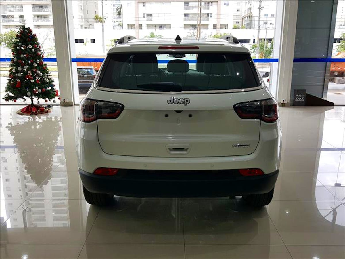 JEEP COMPASS 2.0 16V Limited 4X4 2019/2020 - Foto 2