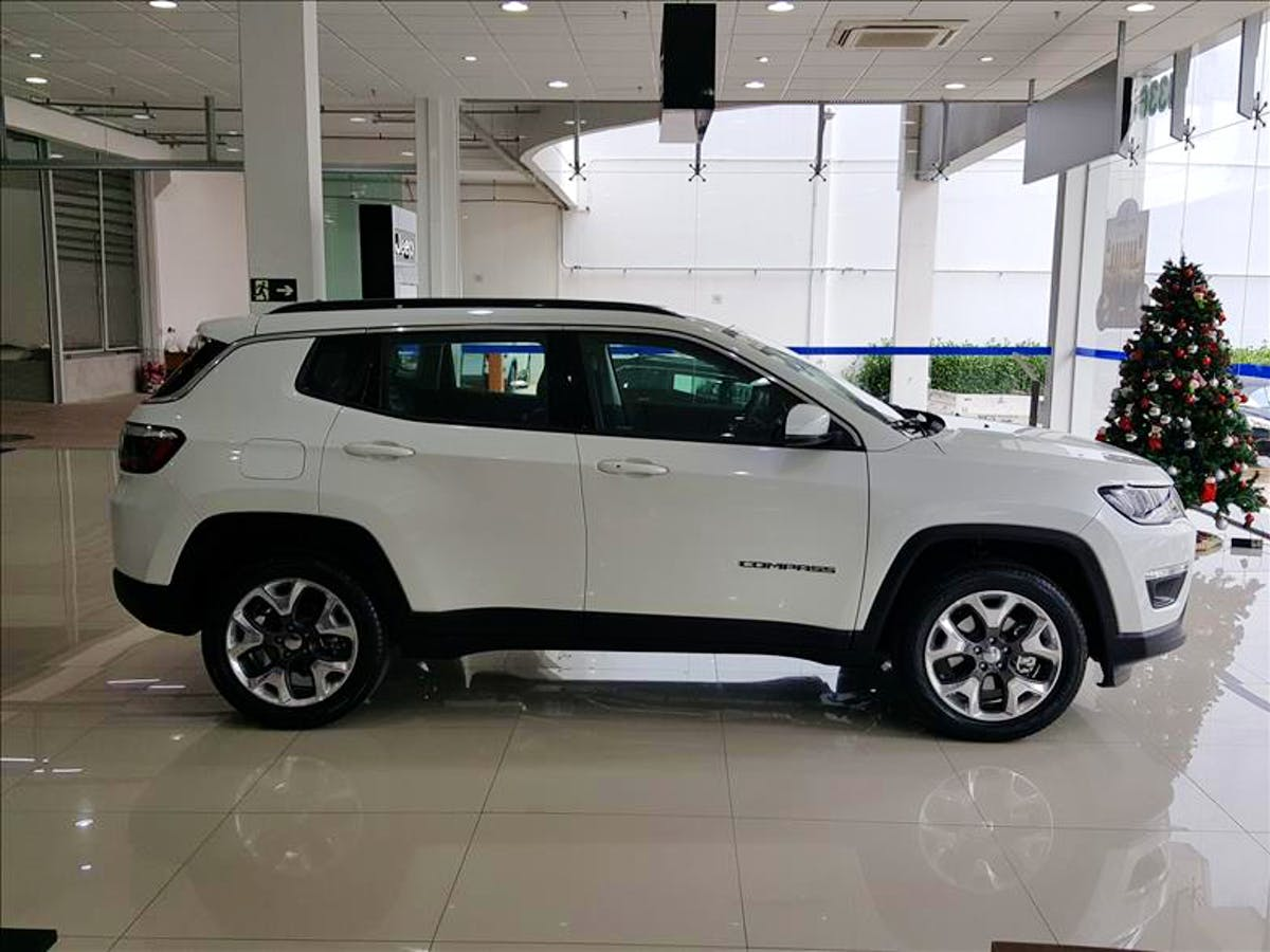 JEEP COMPASS 2.0 16V Limited 4X4 2019/2020 - Foto 4