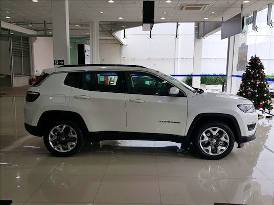 Jeep Compass 2 0 16v Limited 4x4 2020 2020 Chrysler Sinal