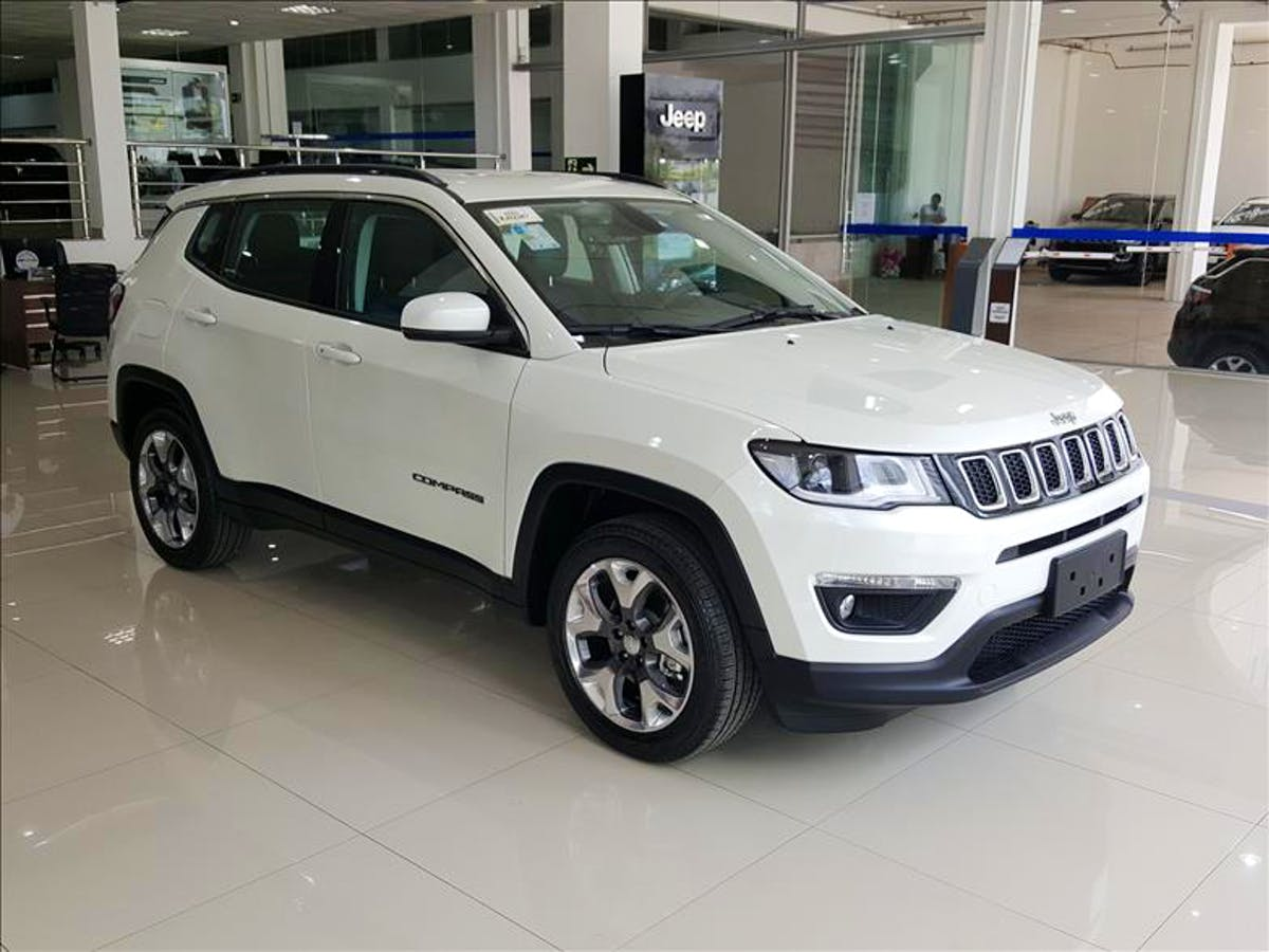JEEP COMPASS 2.0 16V Limited 4X4 2019/2020 - Foto 6