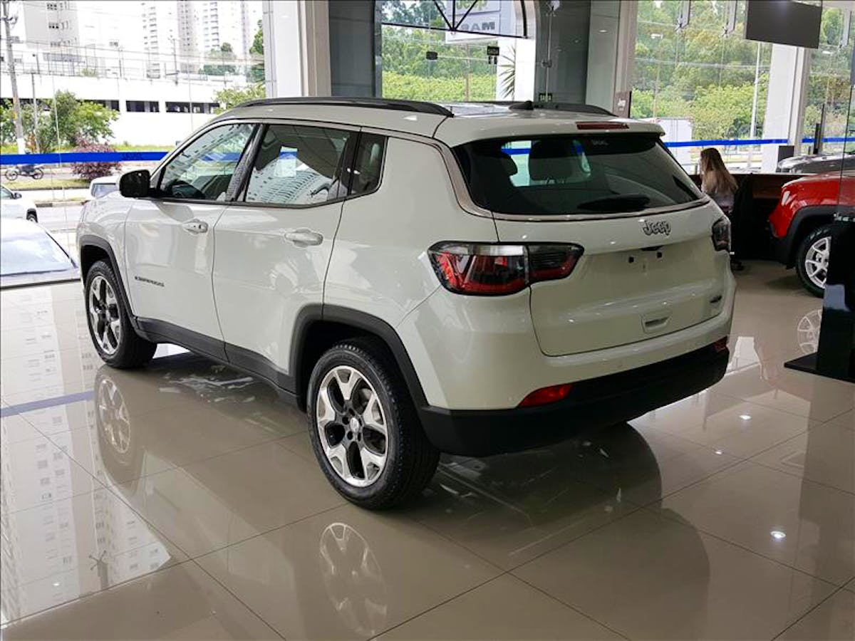 JEEP COMPASS 2.0 16V Limited 4X4 2019/2020 - Foto 7