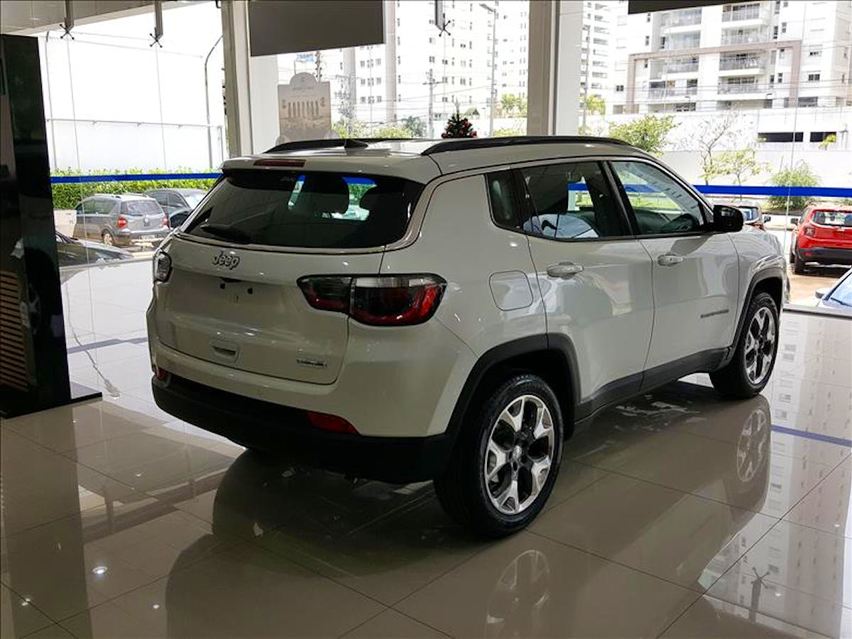 JEEP COMPASS 2.0 16V Limited 4X4 2019/2020 - Foto 8