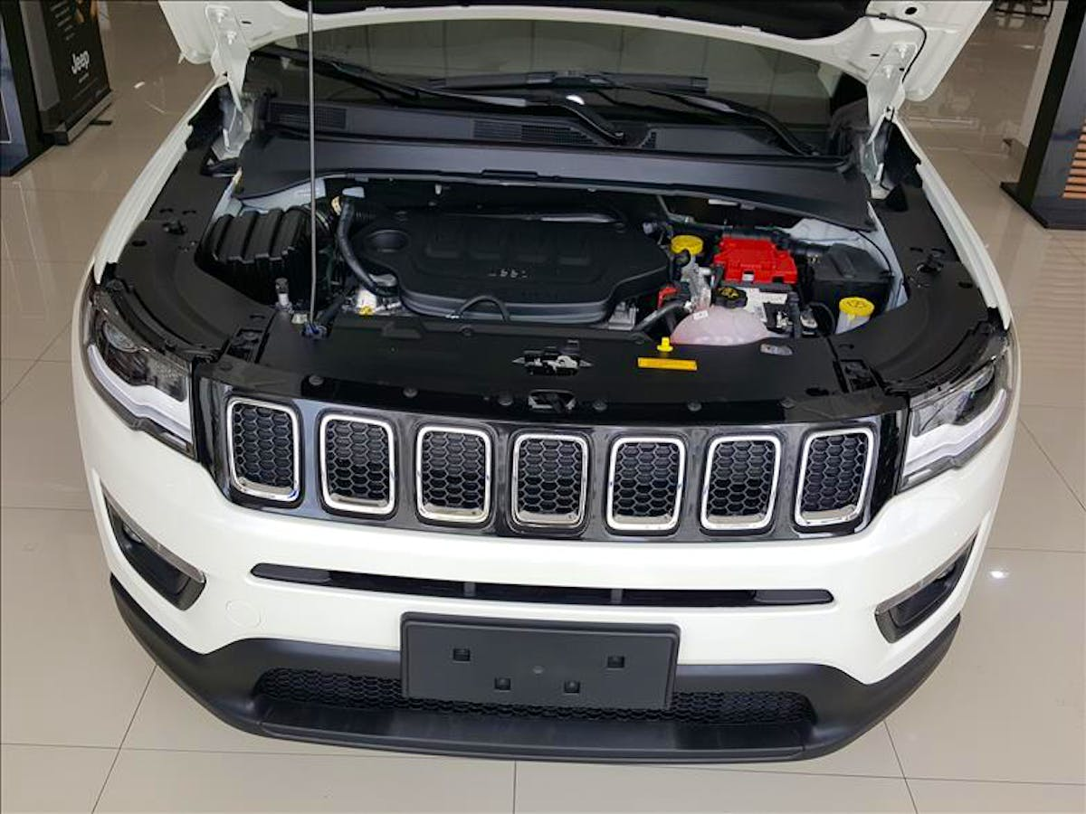 JEEP COMPASS 2.0 16V Limited 4X4 2019/2020 - Foto 10