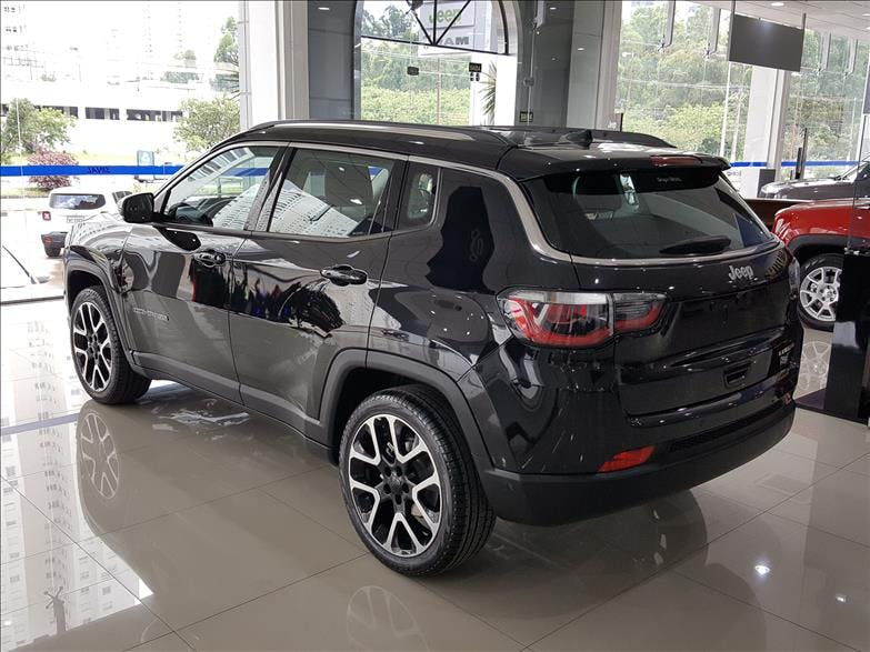 JEEP COMPASS 2.0 16V Limited 2018/2019 - Foto 7