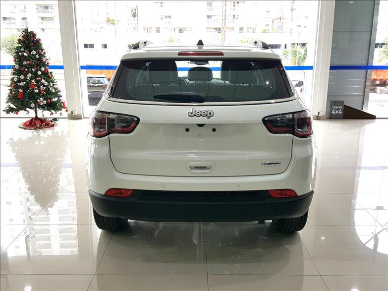 JEEP COMPASS 2.0 16V Longitude 2018/2019 - Foto 2