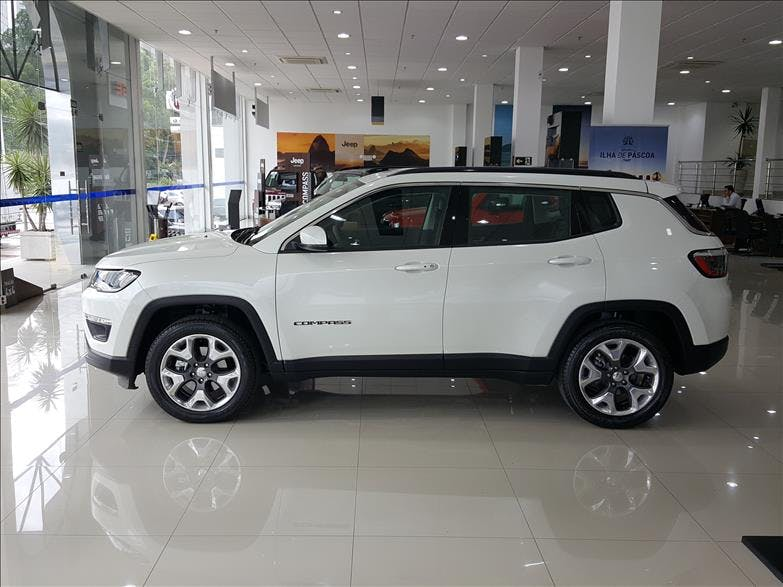 JEEP COMPASS 2.0 16V Longitude 2018/2019 - Foto 3
