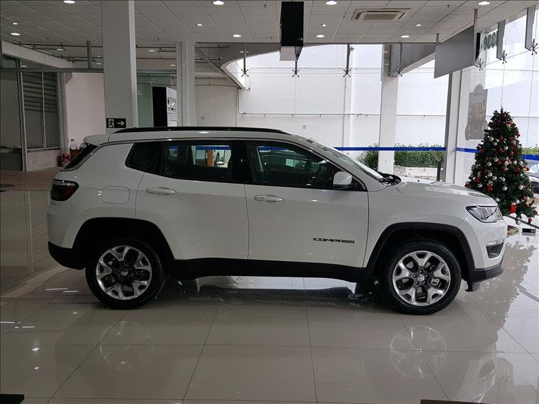 JEEP COMPASS 2.0 16V Longitude 2018/2019 - Foto 4