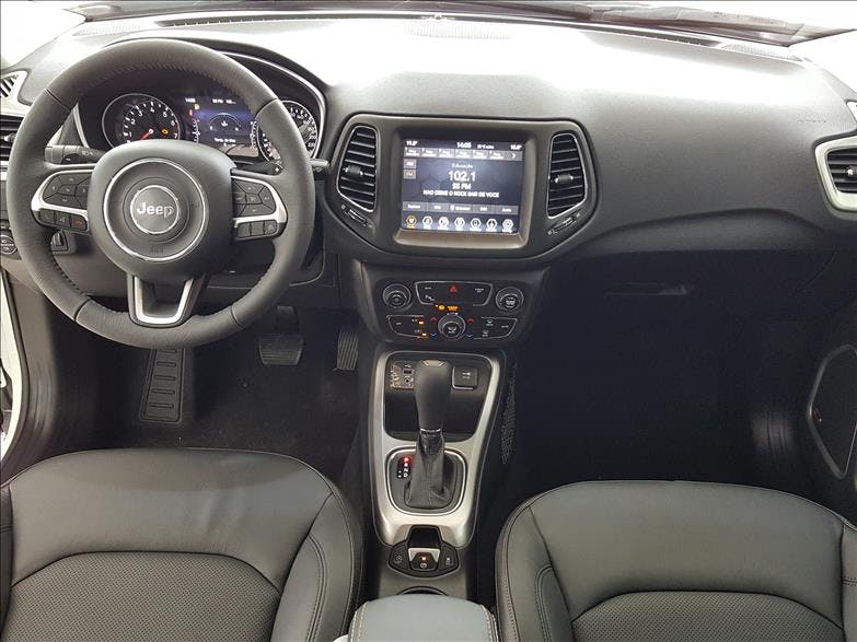 JEEP COMPASS 2.0 16V Longitude 2018/2019 - Foto 5