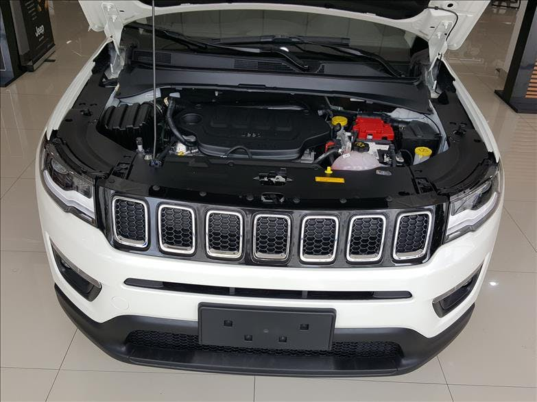 JEEP COMPASS 2.0 16V Longitude 2018/2019 - Foto 7