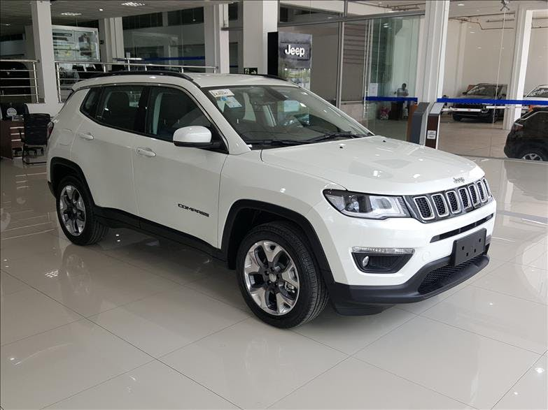 JEEP COMPASS 2.0 16V Longitude 2018/2019 - Foto 10
