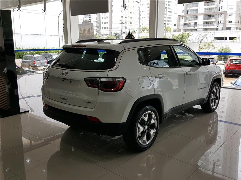 JEEP COMPASS 2.0 16V Longitude 2018/2019 - Foto 12