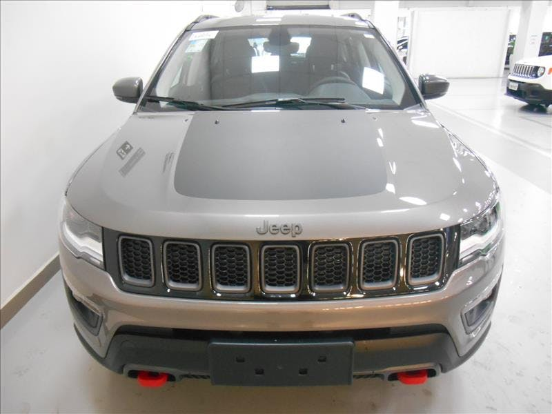 JEEP COMPASS 2.0 16V Trailhawk 4X4 2018/2019 - Foto 1