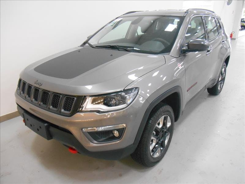 JEEP COMPASS 2.0 16V Trailhawk 4X4 2018/2018 - Foto 5