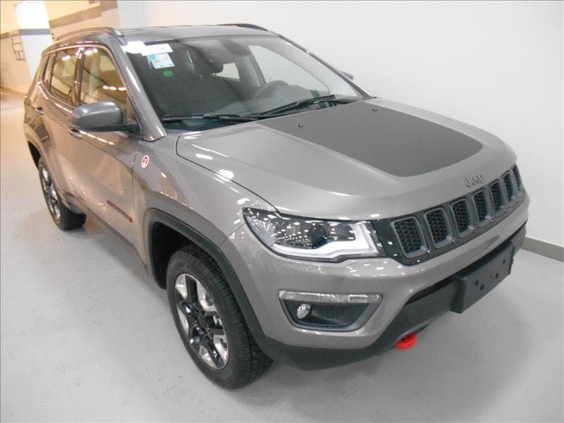 JEEP COMPASS 2.0 16V Trailhawk 4X4 2018/2018 - Foto 6