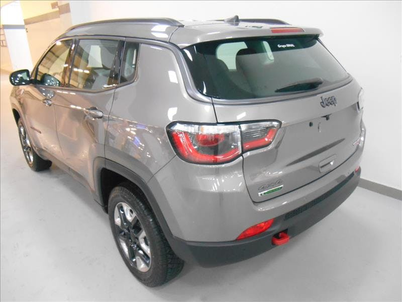 JEEP COMPASS 2.0 16V Trailhawk 4X4 2018/2019 - Thumb 7