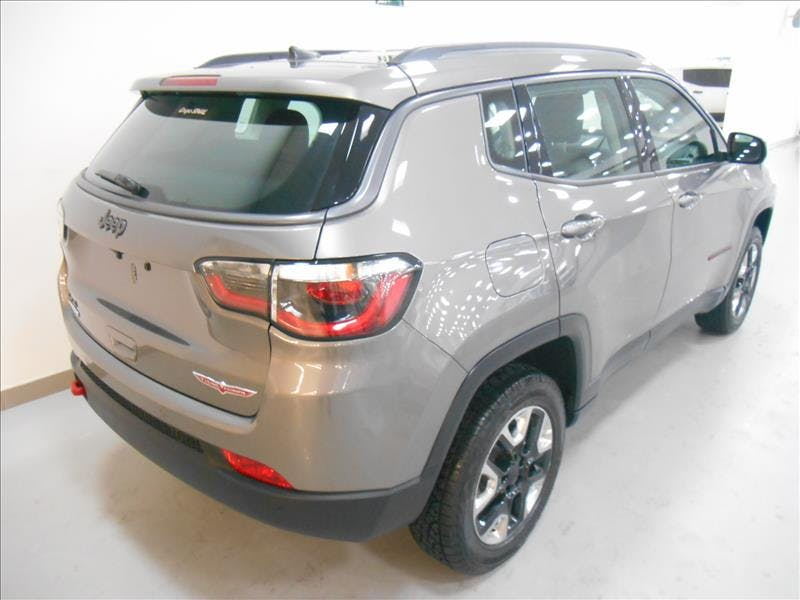 JEEP COMPASS 2.0 16V Trailhawk 4X4 2018/2019 - Thumb 8