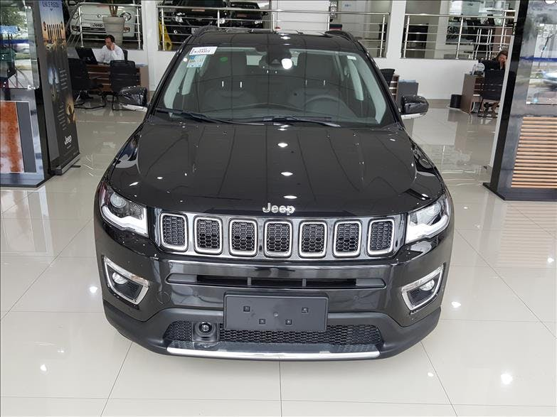 JEEP COMPASS 2.0 16V Limited 2018/2019 - Thumb 1