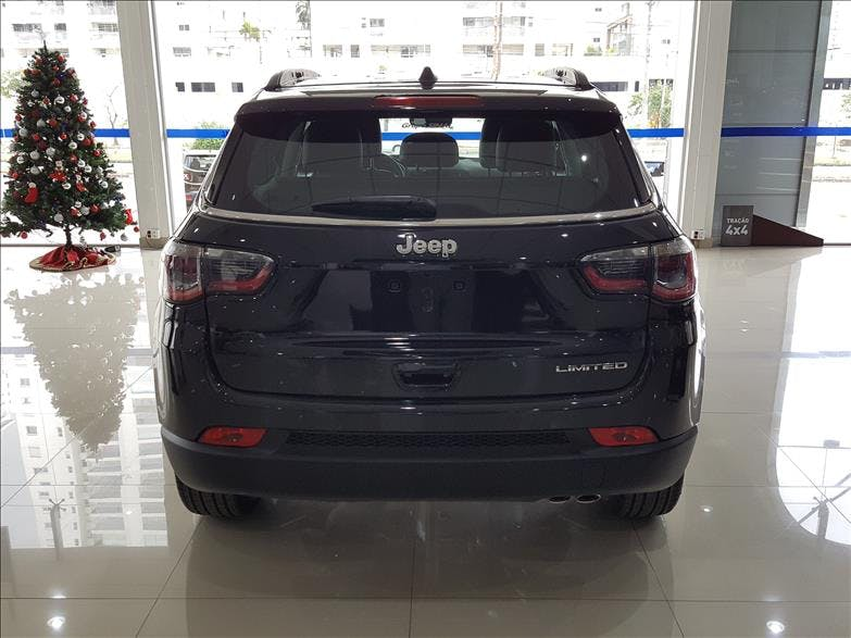 JEEP COMPASS 2.0 16V Limited 2018/2019 - Thumb 2