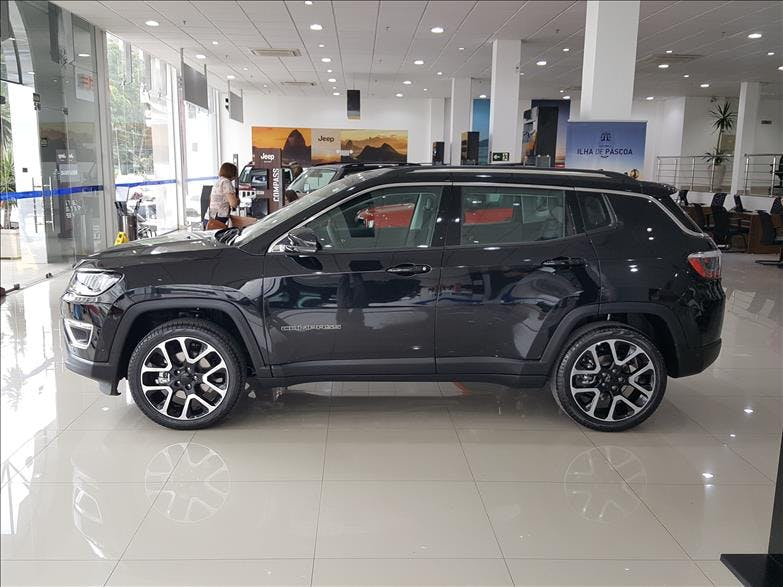 JEEP COMPASS 2.0 16V Limited 2018/2019 - Thumb 3