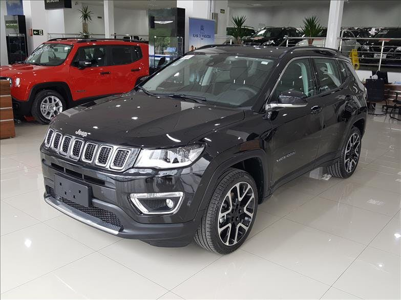 JEEP COMPASS 2.0 16V Limited 2018/2019 - Thumb 5