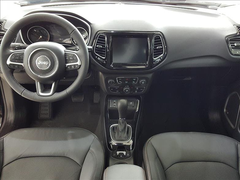 JEEP COMPASS 2.0 16V Limited 2018/2019 - Thumb 9