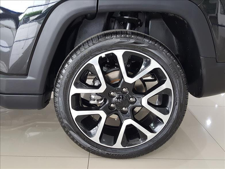 JEEP COMPASS 2.0 16V Limited 2018/2019 - Foto 12