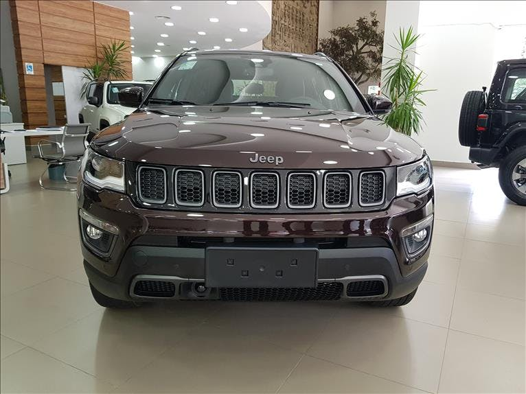 JEEP COMPASS 2.0 16V S 4X4 2019/2019 - Thumb 1