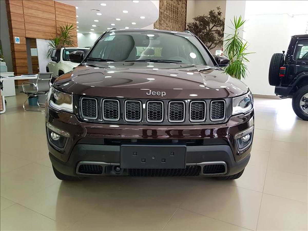 JEEP COMPASS 2.0 16V S 4X4 2019/2019