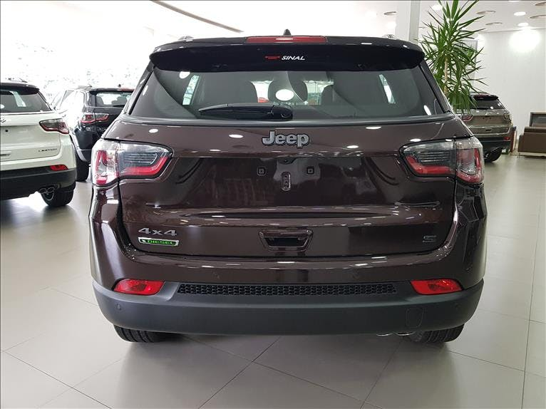 JEEP COMPASS 2.0 16V S 4X4 2019/2019 - Thumb 2